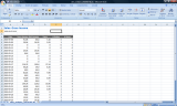 SALES ANALYTICS - Data in Excel