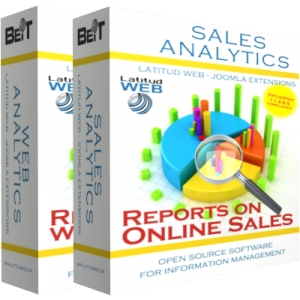 SALES ANALYTICS v1.2 and WEB ANALYTICS v1.0 released.