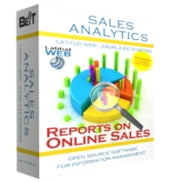 SALES ANALYTICS v3.0.1 released: Module for VirtueMart 2 and Joomla! 1.7/2.5.