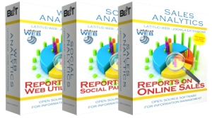 SALES, SOCIAL & WEB Analytics updated